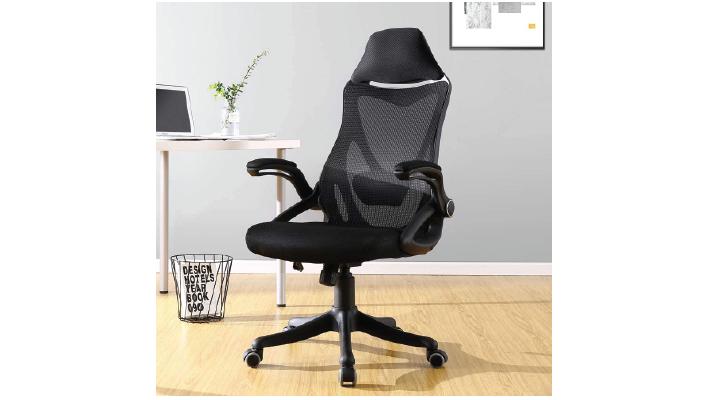 BERLMAN High Back Mesh Chair