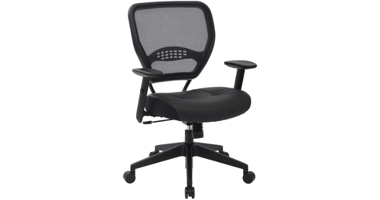 SPACE Seating Professional AirGRid Dark Back