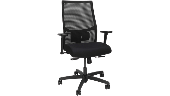 HON 2.0 Ignition Mesh Back Task Chair – Most Breathable Back