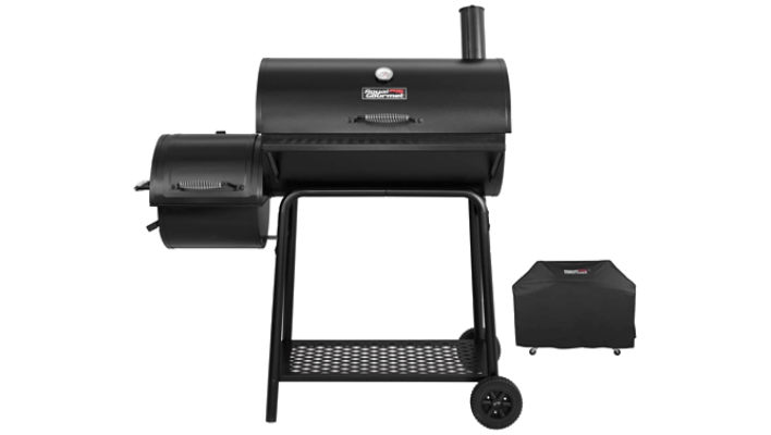 Royal Gourmet CC1 830 FC Charcoal Grill Offset Smoker – Most Convenient To Assemble