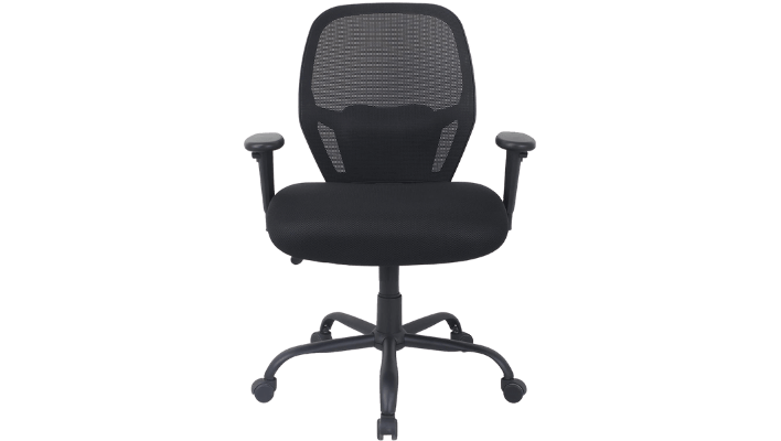 Amazon Basics Big And Tall Lumbar Support Office Chair – Best Budget