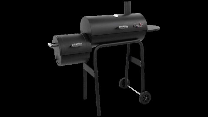 Char Boil 12201570 A1 American Gourmet Offset Smoker – Best Budget Smoker