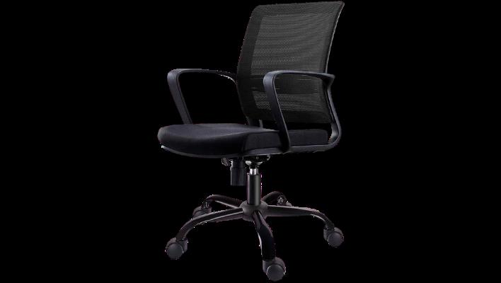 Smugdesk Mid-Back Ergonomic Office Desk Task Chair